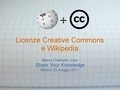 Licenze Creative Commons e Wikipedia.pdf